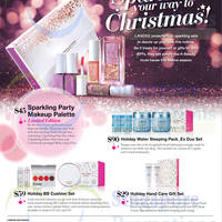 Laneige New Sparkling Sets 31 Oct 2014