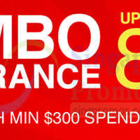 Lazada Singapore $30 OFF Jumbo Clearance Coupon Code 2 Oct 2014