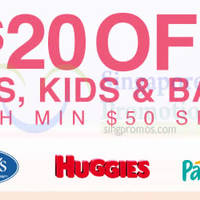 Read more about Lazada Singapore $20 OFF Toys, Kids & Babies Coupon Code 5 Oct 2014