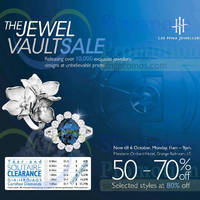 Read more about Lee Hwa Jewellery Jewel Vault Sale 3 - 6 Oct 2014