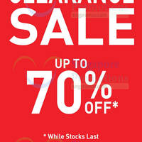 Lowrys Farm Clearance Sale @ Tampines 1 20 Oct 2014