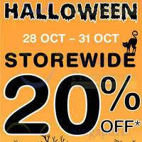 Read more about Lowrys Farm 20% Off Storewide 28 - 31 Oct 2014