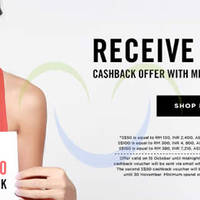 Read more about Luxola Spend $100 & Get 2x $50 Cashback Vouchers 1-day Promo 15 Oct 2014