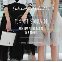 Read more about MDS Collections 15% Off Storewide 1-Day Promo @ ION Orchard 12 Oct 2014