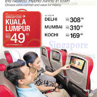 Read more about Malindo Air Fly To Kuala Lumpur From $49 & More Offers 20 Oct 2014
