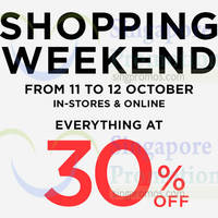 Read more about Mango 30% Off Storewide Weekend Promo 11 - 12 Oct 2014