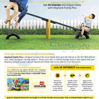 Read more about Maybank Family Plus 3X Interest Youngstarz Savings Account 1 Oct 2014