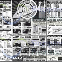 Read more about Mega Discount Store TVs, Appliances & Air Conditioner Offers 4 Oct 2014