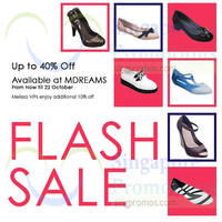 Read more about Melissa Shoes SALE 17 - 22 Oct 2014