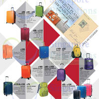 Read more about Metro Shopaholiday Luggages Promo Offers 17 Oct - 2 Nov 2014