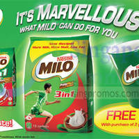 Read more about Milo Buy 3in1 & Get FREE Mug Weekend Roadshow Promo 4 - 26 Oct 2014