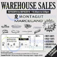 Senmark Fashion & Toys Warehouse Sale 2 - 8 Oct 2014