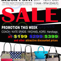 Read more about MyBagEmpire Luxury Branded Handbags Sale @ Bedok Point 6 - 12 Oct 2014