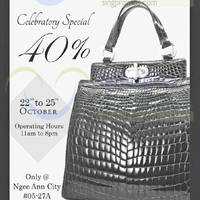 Read more about Nankai 40% OFF Celebratory Special 22 - 25 Oct 2014