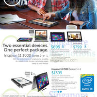 Read more about Dell Notebooks, Desktop PCs & Monitors Offers 1 - 31 Oct 2014