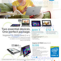Dell Notebooks, Desktop PCs & Monitors Offers 1 - 26 Nov 2014