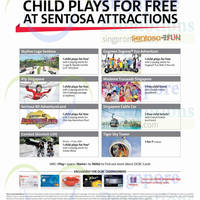 OCBC Sentosa Offers 31 Oct - 31 Dec 2014