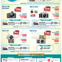 Read more about Olympus Digital Camera Offers 1 - 31 Oct 2014