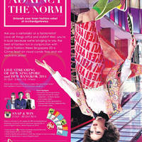 Read more about Orchard Gateway Against The Norm Promos & Activities 2 Oct - 9 Nov 2014