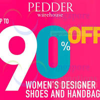 Read more about Pedder Warehouse Sale 4 - 5 Oct 2014