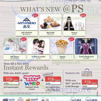 Plaza Singapura Spend $200 & Get $10 Voucher 24 Oct - 2 Nov 2014