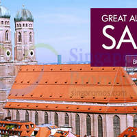 Qatar Airways Great Autumn Sale Promo Fares 23 - 31 Oct 2014