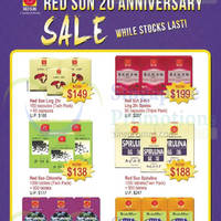 Read more about Red Sun 20th Anniversary Sale Offers 13 Oct 2014