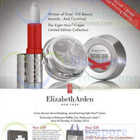 Read more about Elizabeth Arden Promotion @ Robinsons 3 - 9 Oct 2014