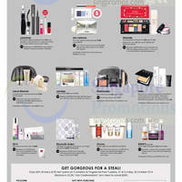 Robinsons Glamorama Beauty Event Promotions 21 - 26 Oct 2014