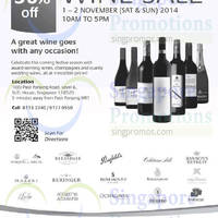 Read more about SUTL Wine Sale 1 - 2 Nov 2014