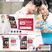 Read more about Singtel Smartphones, Tablets, Broadband & Mio TV Offers 11 - 17 Oct 2014