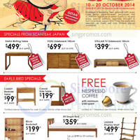 Read more about Scanteak Ground Breaking Sale @ Isetan Scotts 10 - 20 Oct 2014