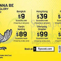 Read more about Scoot From $9 2hr Promo Air Fares 14 Oct 2014