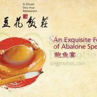 Read more about Si Chuan Dou Hua 20% Off Abalone For UOB Cardmembers 29 Oct 2014 - 31 Jan 2015