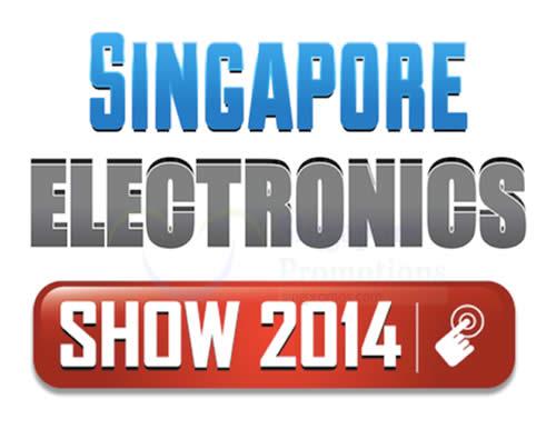 Singapore Electronics Show Logo