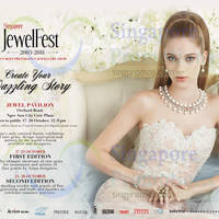 Read more about Singapore JewelFest @ Ngee Ann City 17 - 26 Oct 2014