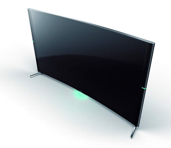 sony new curved bravia s9000b 4k ultra hd tv launch promo 10 31 oct 2014. Black Bedroom Furniture Sets. Home Design Ideas