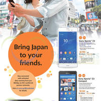 Read more about M1 Smartphones, Tablets & Broadband Offers 4 - 10 Oct 2014