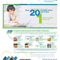 Read more about Groupon Exclusive Deals For Standard Chartered Cardmembers 3 - 31 Oct 2014