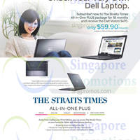 Read more about Straits Times Free Dell Vostro 5470 Notebook Promo 21 Oct - 20 Nov 2014