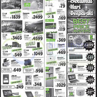 Read more about Best Denki TV, Appliances & Other Electronics Offers 17 - 20 Oct 2014