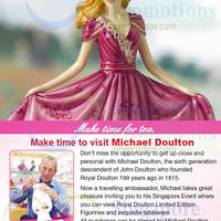 Read more about Royal Doulton Event @ Takashimaya Department Store 3 - 4 Oct 2014