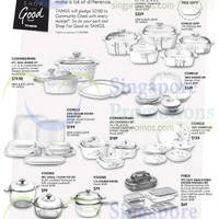 Read more about Tangs Corelle, Corningware, Visions & Pyrex Offers 3 - 26 Oct 2014