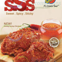 Read more about Texas Chicken NEW Honey Sticky Chicken 8 Oct 2014