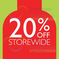 Read more about The Body Shop 20% OFF Storewide Promo 3 - 6 Oct 2014