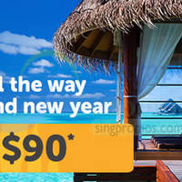 Read more about Tigerair From $90 (all-in) Promo Air Fares 14 Oct - 2 Nov 2014