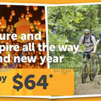 Read more about Tigerair From $64 (all-in) Promo Air Fares 27 Oct - 2 Nov 2014