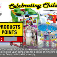 "Read more about Toys ""R"" Us Children's Day 5% OFF Online Promo 3 - 6 Oct 2014"
