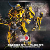 Read more about Transformers 30th Anniversary Exhibition @ Science Centre 1 Nov 2014 - 1 Mar 2015