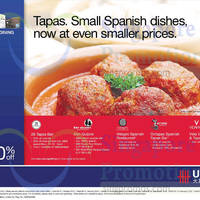 Read more about UOB Dining 20% Off Spanish Cuisines & More 29 Oct 2014
